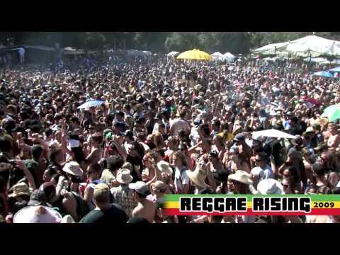 """Rebelution """"Feeling Alright"""" at Reggae Rising 2009"""