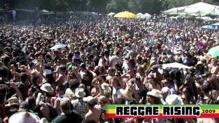 "Rebelution ""Feeling Alright"" at Reggae Rising 2009"