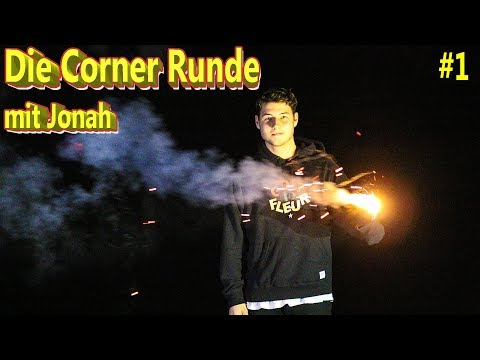 Corner-Runde mit Jonah