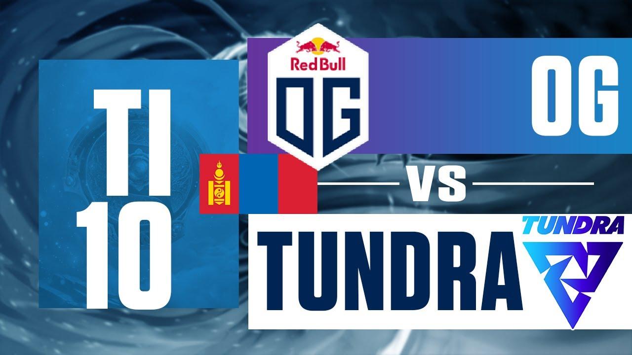TI10 EU Quals | OG vs TundraEsports (Grandfinall - Bo5) | By Neo