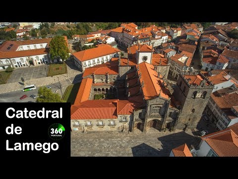 Catedral de Lamego - Património do Douro Vinhateiro - Portugal