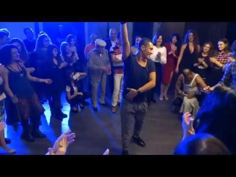Tito  Seif e Wael Mansour -Grand Masters dance together
