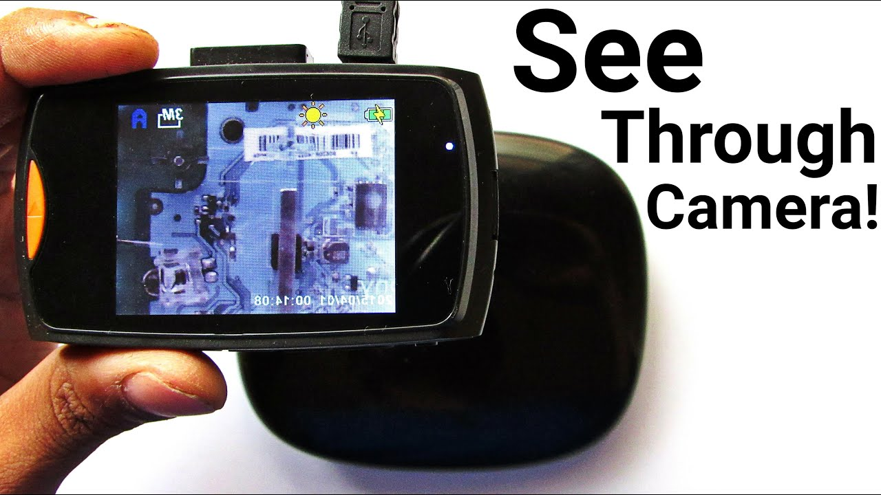 infrared x ray camera that can see through objects youtube solutioingenieria Images