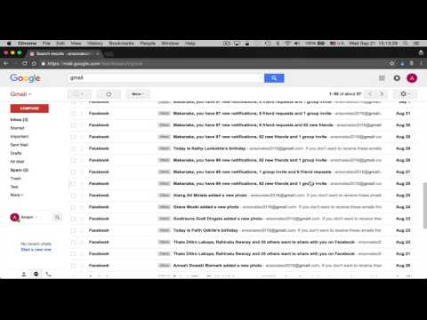 Gmail Tutorial 2016 - Quick Start