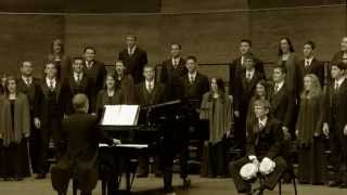 BYU-I Collegiate Singers - Over My Head (I Hear Music in the Air) Promo