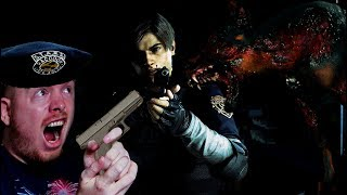 GOOD PUPPERS  GOOD PUPPERS!! | Resident Evil 2 Remake #4 (RE2 Remake: PS4)