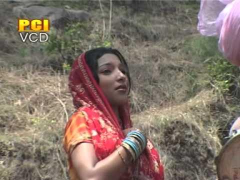pahari song iqbal malangami -hari di choti