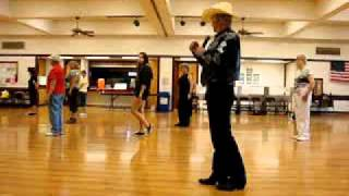 Waltzing Matilda ( Line Dance ) Walkthrough.wmv