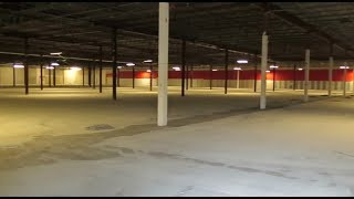 Exploring Abandoned Target Store about to be reborn maybe
