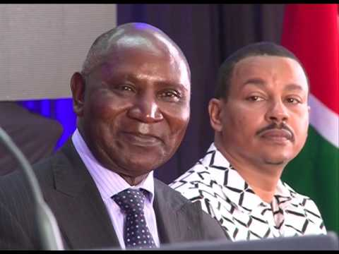 Raila/Kalonzo/jubilee by-election campaigns