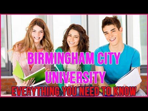 Should You School: Birmingham City University