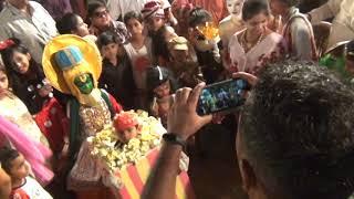Shri Hitendra Thakur at Shrushti Heights   Navratri Utsav 2019