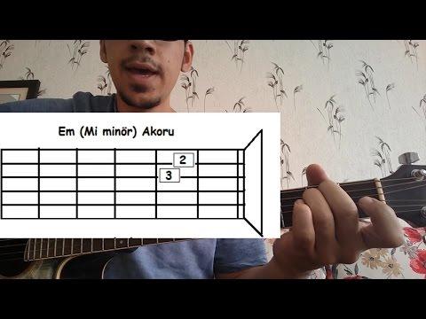 Pera - Sevgilim İyi Ki Doğdun Gitar Dersi - Mert İLHAN