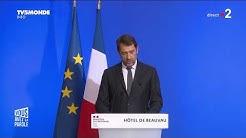 🔴 Covid-19 - Intervention du ministre de l'Intérieur Christophe Castaner - Coronavirus en France