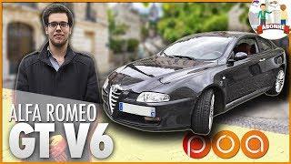 🚗 ALFA ROMEO GT V6・LA DERNIERE ALFA ?