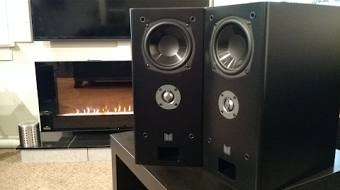 Monoprice Retro Bookshelf Speakers Review