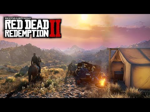 Red Dead Redemption 2 - NEW INFO! Gameplay Features, Open World Details, Heists, Latest News & More!