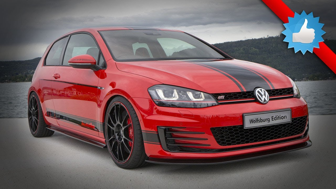 2014 volkswagen golf gti wolfsburg edition 375 horsepower youtube. Black Bedroom Furniture Sets. Home Design Ideas