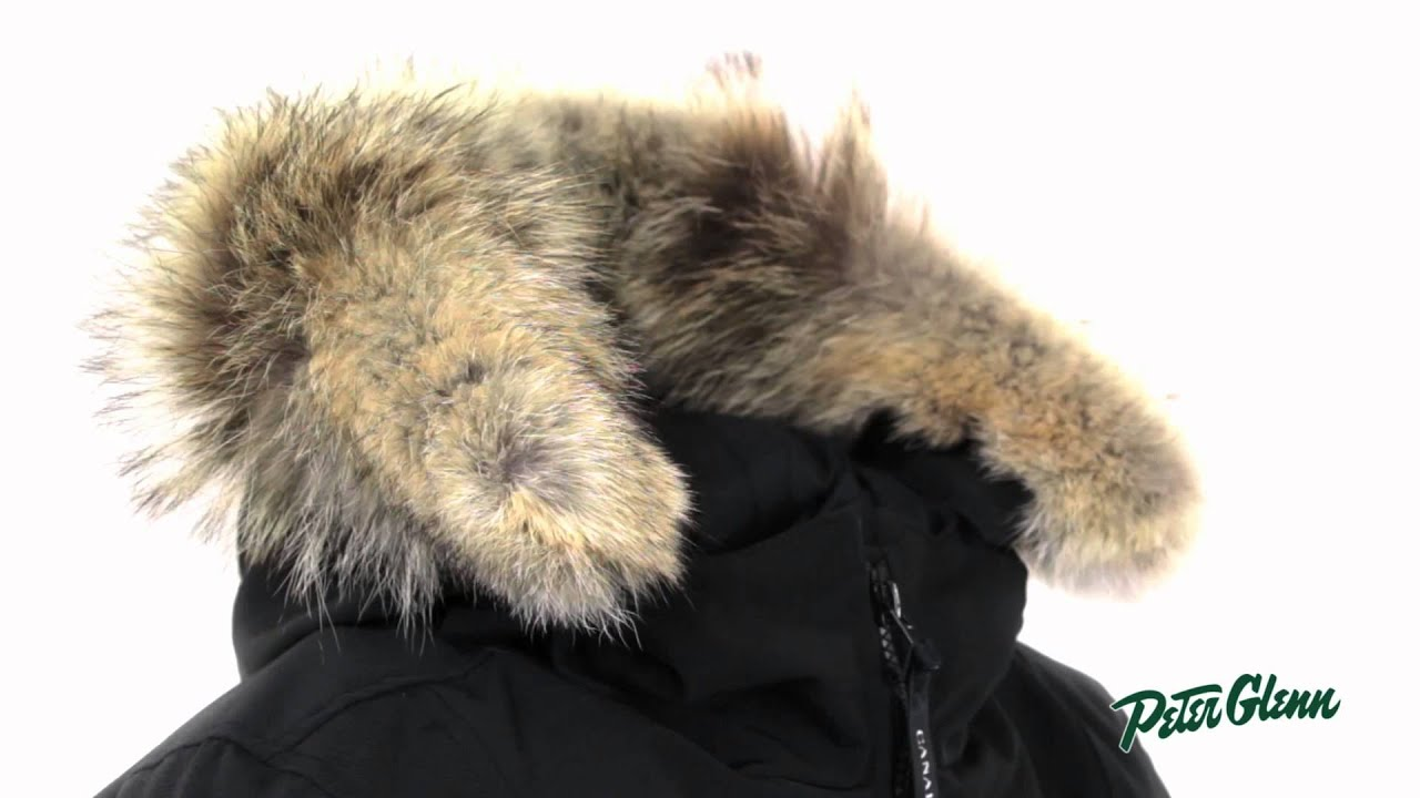 youth's canada goose kensington parka