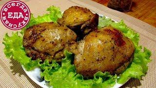 Курица в горчично-соевом соусе | Всегда Вкусная Еда