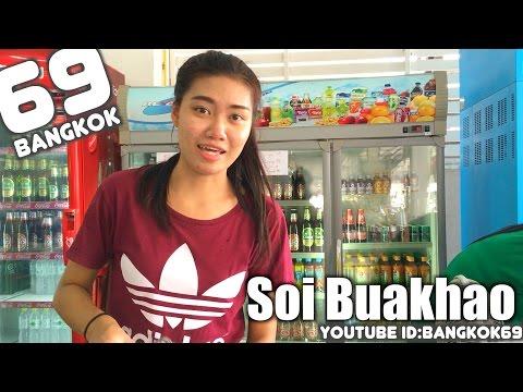 Soi Buakhao / from WalkingStreet to Soi Buakhao