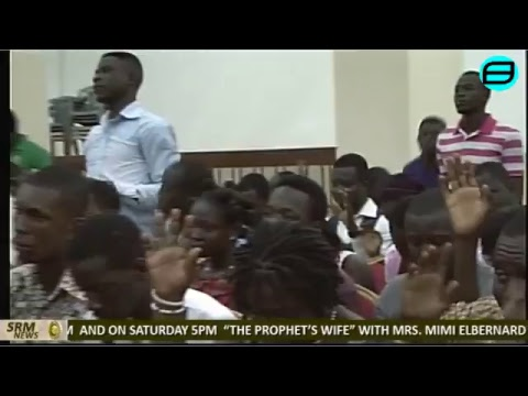 PROPHETIC SCHOOL OF MENTORSHIP (ACCRA MAIN EDITION 2) WITH PROPHET BERNARD ELBERNARD