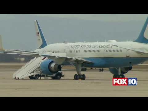 FULL COVERAGE: Trump Lands in D.C. on Official White House Plane for Inauguration (FNN)