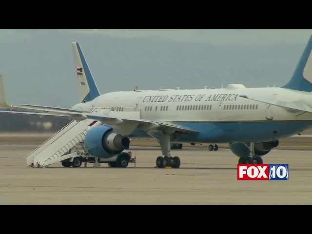 FULL COVERAGE: Trump Lands in D.C. on Official White House Plane for Inauguration