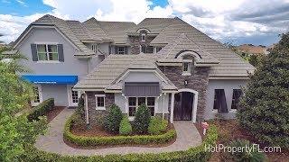New Home In Orlando  Havencrest Model Home  HotPropertyFLcom