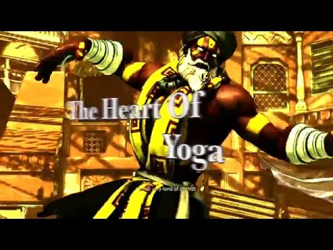 The Heart Of Yoga- A Dhalsim Exhibition Video