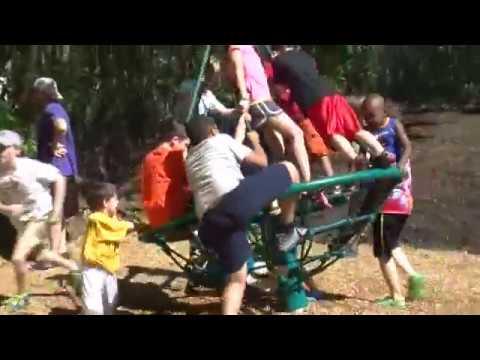Goward Playground Grand opening 5/17/14