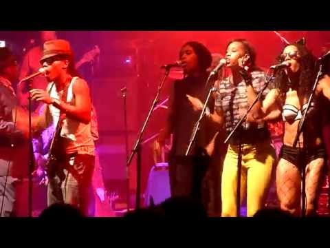 George Clinton & Parliament Funkadelic - Good to Your Earhole - Electric Ballroom - July 2015