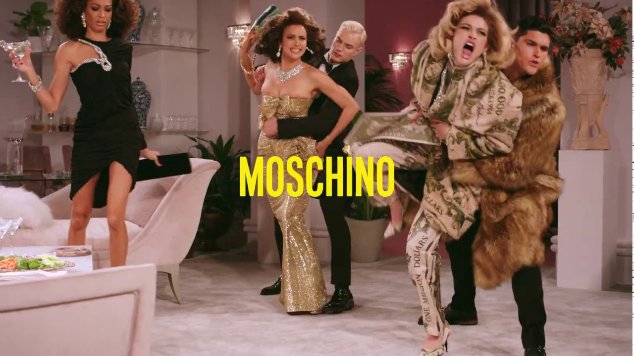 Moschino Fall Winter 2019 advertising campaign - Episode 4