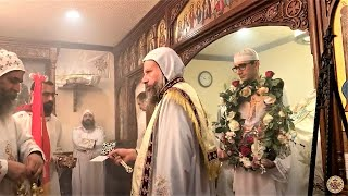 HG Bishop Youssef: Glorious Feast of the Holy Resurrection @ St Mary & St Moses Abbey, TX~04/19/2020