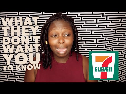 10 SECRETS I KNOW FROM WORKING AT 7/11