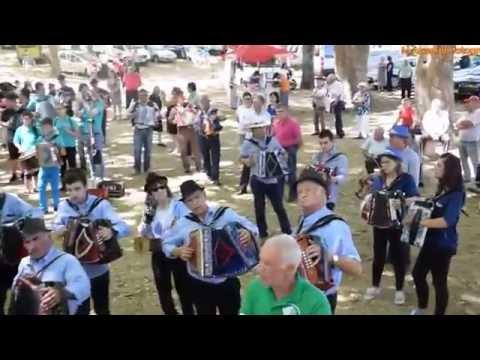 1º Encontro de concertinas S. Miguel de Vila Boa