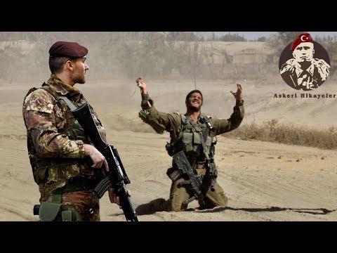 Türk Askeri Vs İsrail Askeri | Özel Kuvvetler Şampiyonası Hikayesi