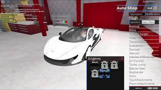 I GOT A MCLAREN P1!! | ROBLOX Vehicle Simulator Gameplay