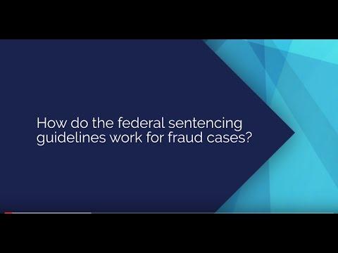 How Do the Federal Sentencing Guidelines Work For Fraud Cases? KaiserDillon PLLC