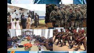 FARDC ET USA A BENI ATTEND MOT D'ORDRE DE FATSHI, L'AVION DISPARU LES REACTIONS DES CONGOLAIS