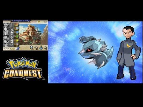 BoB Plays Pokemon Conquest - S2 Episode 5