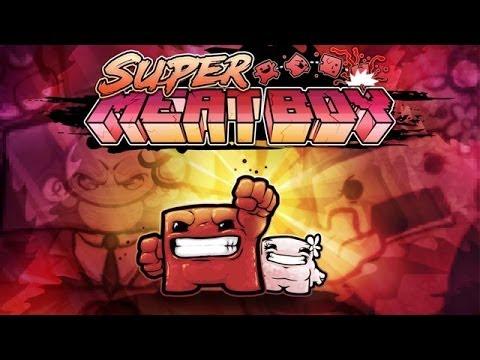 C.H.A.D.'s Lullaby (Ch 2: Hospital Boss Battle) - Extended - Super Meat Boy Musik