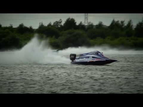 2013 Powerboat GP - Round 4: Bedford