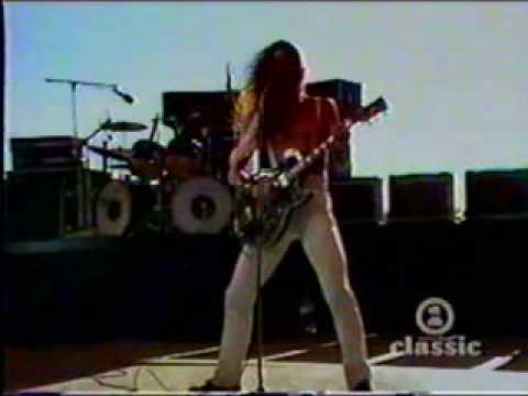 Ted Nugent - Cat Scratch Fever Live