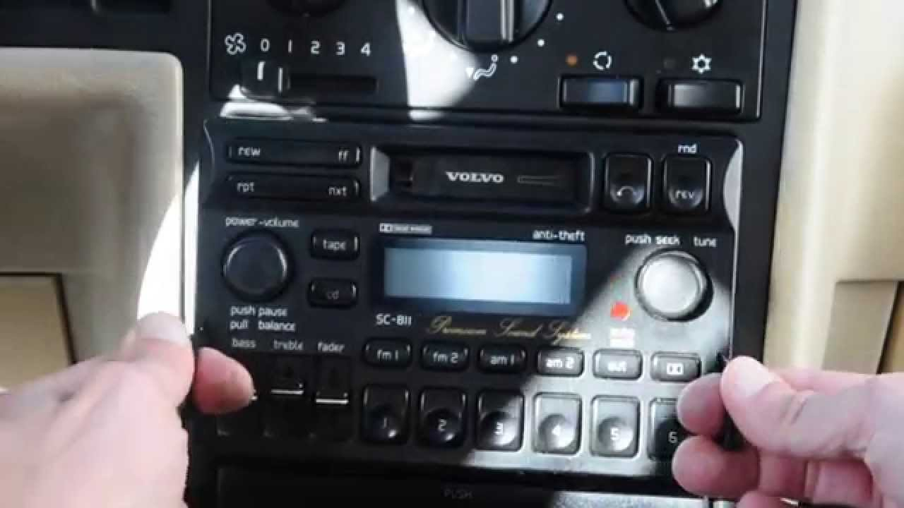 Hacking Convert Your Cars Old Tape Deck To Play Mp3 Files Youtube This Is Thefinal Circuit Board Which Has Been Mounted In A Stock Radio