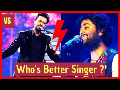 Atif Aslam Vs Arijit singh | Who's Better ? | Singing tips | Paarth singh | Comparison & Learning