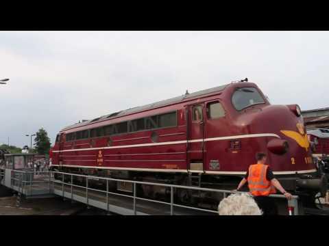 NoHAB AA16 Diesellok | Diesel Locomotive Berlin 🚂