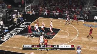 NBA LIVE 14 :: XBOX ONE Gameplay :: NBA LIVE 14 ULTIMATE TEAM - 1st ONLINE MATCH! EP.2 XboxOne
