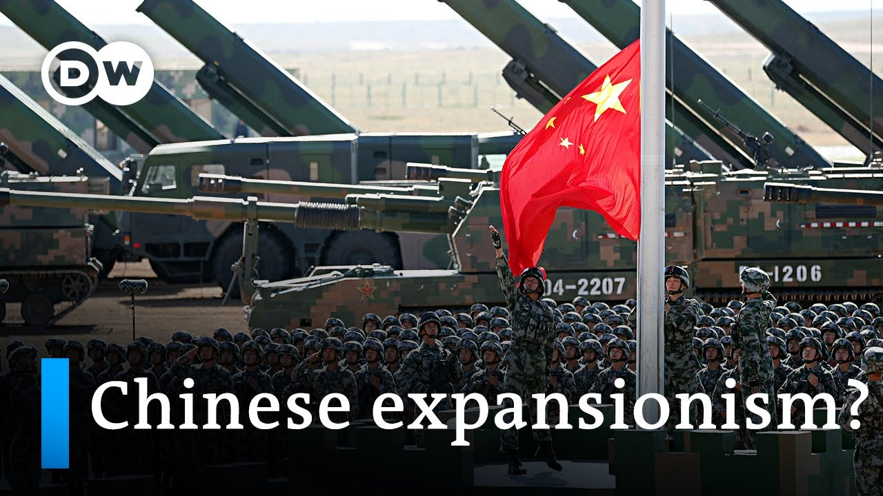 Download What's behind China's border disputes | DW News
