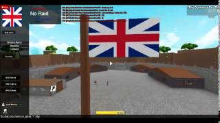 ROBLOX [GBR] The British Empire,